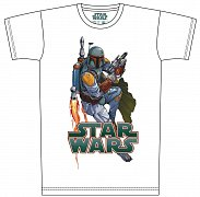 Star Wars T-Shirt Boba Fett Hyper