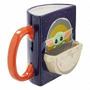 Star Wars The Mandalorian Cookie Holder Mug The Child Drink Time