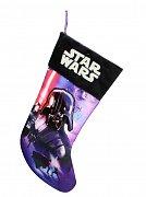 Star Wars Vánoční ponožky Darth Vader