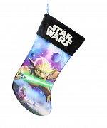 Star Wars Vánoční ponožky Yoda