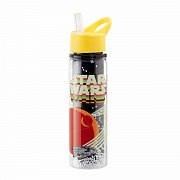Star Wars Water Bottle Millennium Falcon