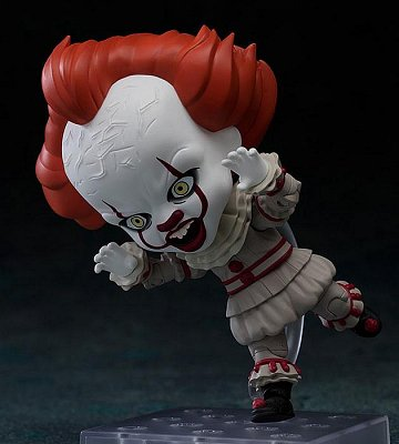 Stephen King\'s It Nendoroid Action Figure Pennywise 10 cm