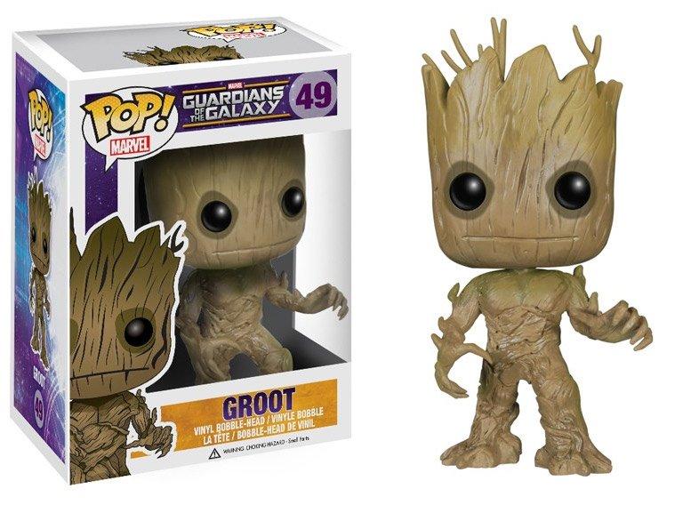 Str 225 žci Galaxie Figurka Pop Groot Fantasypoint Cz