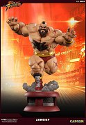 Street Fighter V Statue 1/4 Zangief 69 cm --- DAMAGED PACKAGING