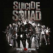 Suicide Squad Calendar 2018 English Version*