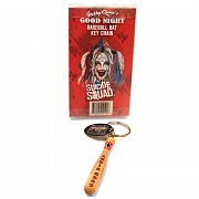 Suicide Squad Harley Quinn\'s Good Night Bat Keychain
