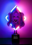 Suicide Squad Neon Light Harley Quinn 33 x 20 cm