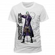 Suicide Squad T-Shirt Cartoon Joker