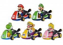 Super Mario Bros. auta na setrvačník ( display 15ks )