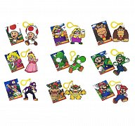 Super Mario Collectible Hangers Display (24)