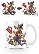 Super Mario Odyssey Mug Cap Montage