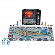 Superman 4D Mini Puzzle Metropolis (833 pieces)