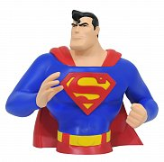 Superman The Animated Series Bust Bank Superman 18 cm