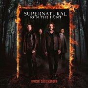 Supernatural Calendar 2018 English Version*