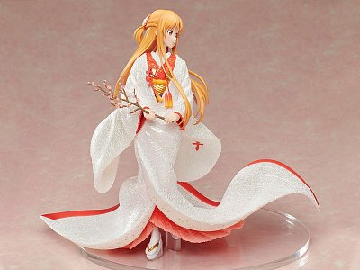 Sword Art Online: Alicization PVC Statue 1/7 Asuna Shiromuku 23 cm