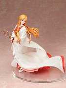 Sword Art Online: Alicization PVC Statue 1/7 Asuna Shiromuku 23 cm --- DAMAGED PACKAGING