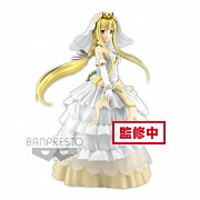 Sword Art Online Code Register EXQ PVC Statue Wedding Alice 21 cm --- DAMAGED PACKAGING