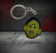 Texas Chainsaw Massacre Metal Keychain Leatherface Limited Edition 4 cm