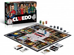 The Big Bang Theory Board Game Cluedo *German Version*