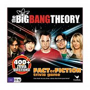 The Big Bang Theory Board Game Trivia Fact or Fiction *English Version*