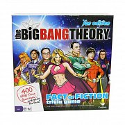 The Big Bang Theory Board Game Trivia Fact or Fiction Fan Edition *English Version*