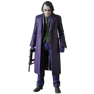 The Dark Knight MAF EX Action Figure Joker Ver. 2.0 16 cm