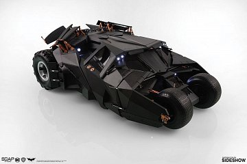 The Dark Knight RC Vehicle 1/12 Tumbler Driver Pack 37 cm - 1