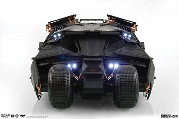 The Dark Knight RC Vehicle 1/12 Tumbler Driver Pack 37 cm - 5