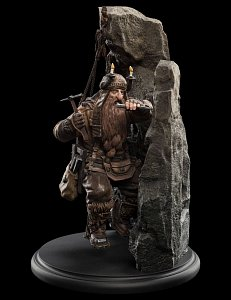 The Hobbit An Unexpected Journey Statue Dwarf Miner 17 cm - 1