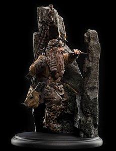 The Hobbit An Unexpected Journey Statue Dwarf Miner 17 cm - 2