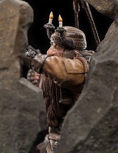 The Hobbit An Unexpected Journey Statue Dwarf Miner 17 cm - 8