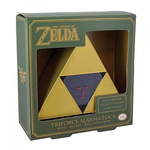 The Legend of Zelda Alarm Clock Triforce - 1
