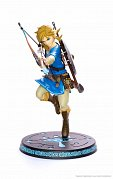 The Legend of Zelda Breath of the Wild PVC Statue Link 25 cm --- DAMAGED PACKAGING