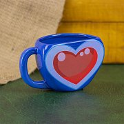 The Legend of Zelda Shaped Mug Heart Container