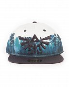 The Legend of Zelda Snap Back Cap Green Forest