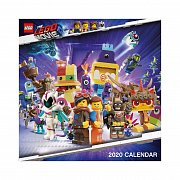 The LEGO Movie 2 Calendar 2020