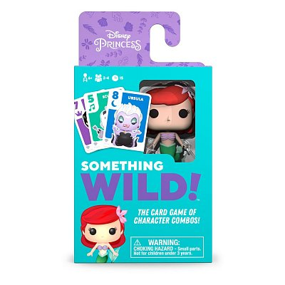 The Little Mermaid Card Game Something Wild! Case (4) English Version
