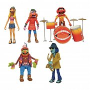 The Muppets Action Figure Box Set Band Members SDCC 2020 Exclusive --- DAMAGED PACKAGING