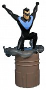 The New Batman Adventures Gallery PVC Statue Nightwing 25 cm --- DAMAGED PACKAGING