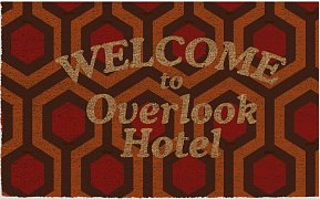 The Shining Doormat Welcome To Overlook Hotel 43 x 73 cm