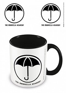 The Umbrella Academy Coloured Inner Mug Logo - 1