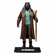 The Walking Dead TV Version Action Figure Ezekiel 18 cm --- DAMAGED PACKAGING