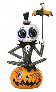 The World of Miss Mindy Presents Disney Statue Jack Skellington (Nightmare Before Christmas) 18 cm - 1