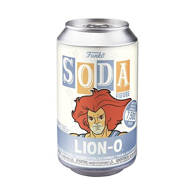 Thundercats POP! Movies Vinyl SODA Figures Lion-O 11 cm Assortment (6)