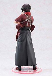 Touken Ranbu -Hanamaru- PVC Statue 1/8 Kashu Kiyomitsu Uchiban Ver. 21 cm - 5