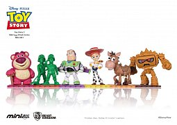 Toy Story Mini Egg Attack Figure 6-pack 9 cm