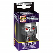 Transformers Pocket POP! Vinyl Keychains 4 cm Megatron Display (12)