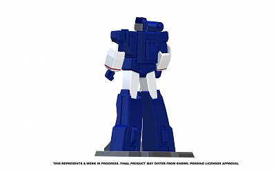 Transformers PVC Statue Soundwave 23 cm