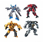 Transformers Studio Series Deluxe Class Action Figures 2019 Wave 4 Assortment (8)