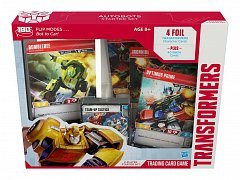 Transformers TCG Autobots Starter Set Display (6) english --- DAMAGED PACKAGING